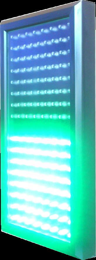 Светодиодный светофор 140мм