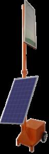 Мобильный светофор